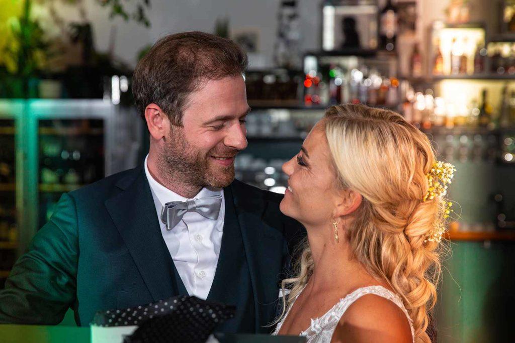 Mr & Mrs Hochzeitsfotograf