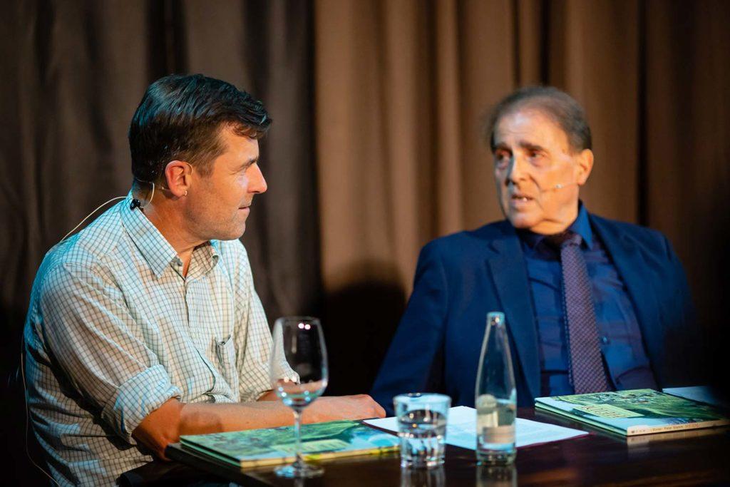 Peter Stamm im Gespräch mit Charles Linsmayer