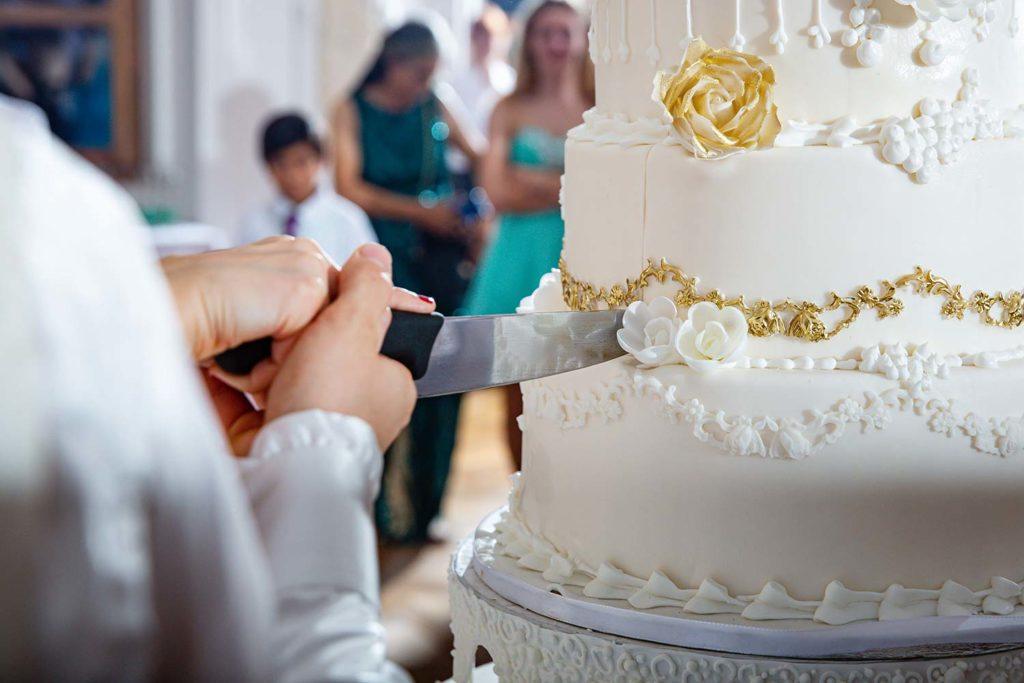Hochzeitstorte XXL