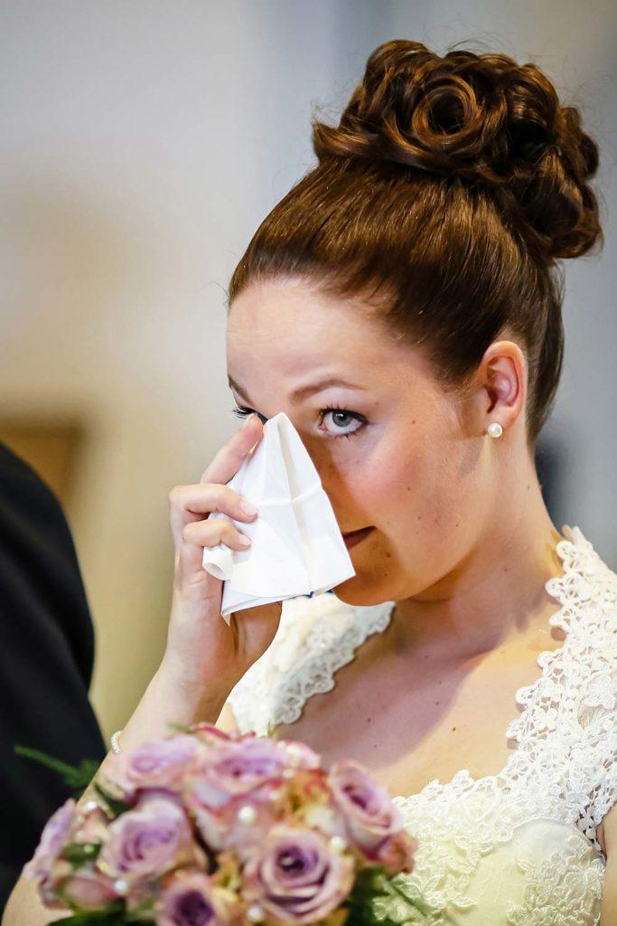 Hochzeitstränen