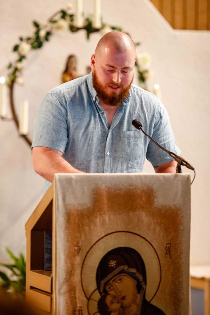 Rede vom Taufpate