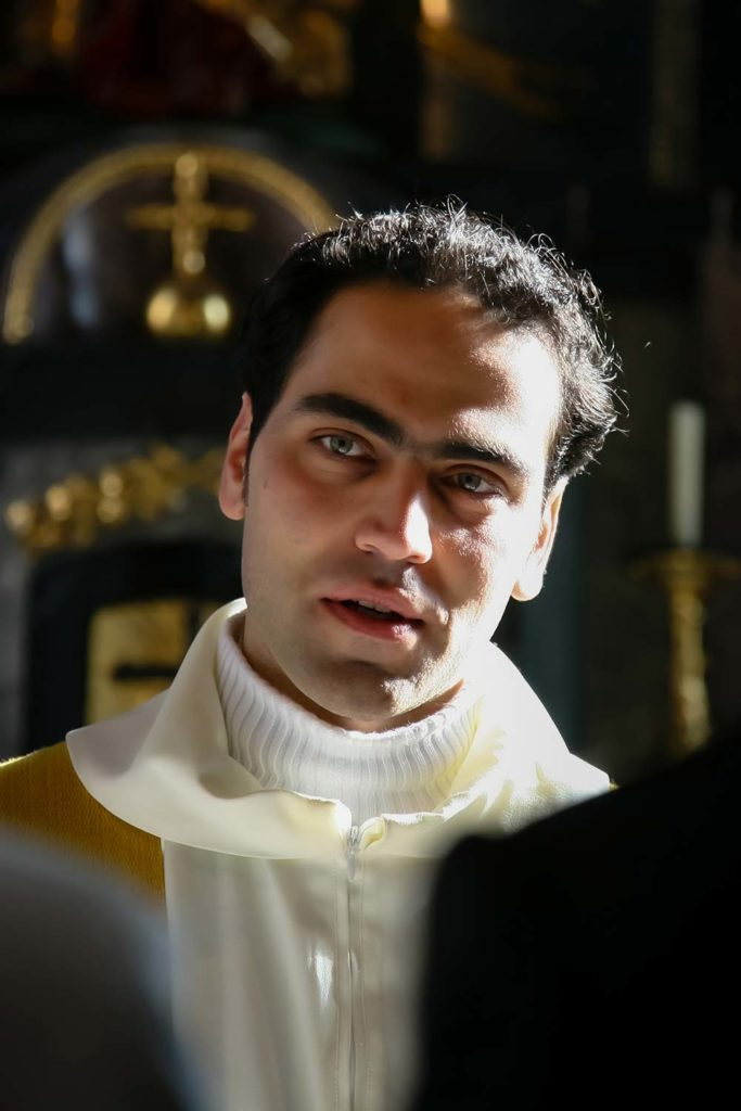 Katholischer Pfarrer Hochzeit
