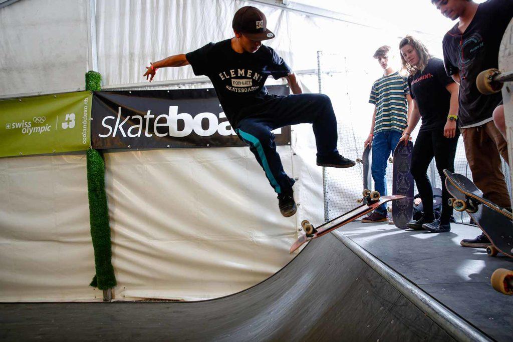 Skateboard, Swiss Skate Board