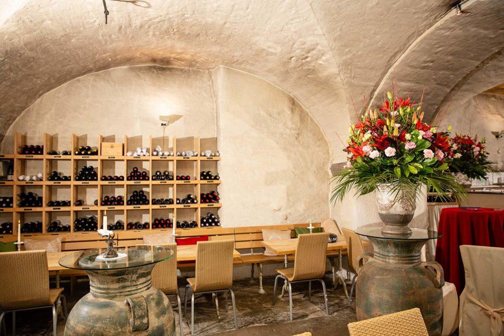 Ziviltrauungen in der Weinschenke