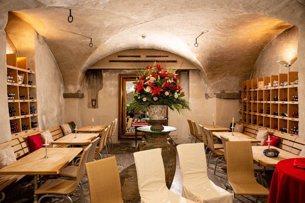 Weinschenke in Zürich