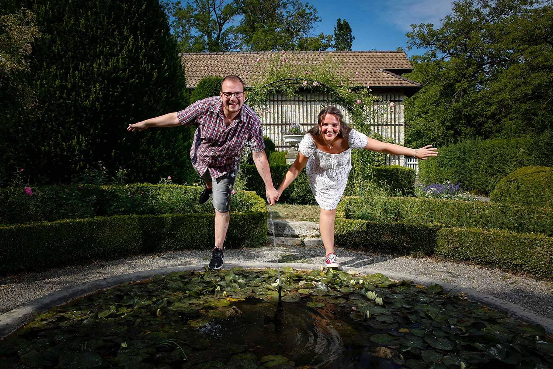 Fotoshooting S & J  Hochzeitsvorbereitungen