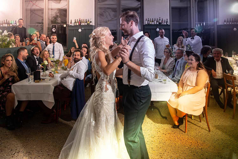 Eröffnungstanz Hochzeitsfotografie