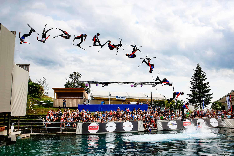 Freestyle Night Event 2019 in Mettmenstetten